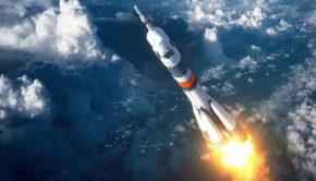 Der Weltraumbahnhof an der Nordsee soll Plattform für Mini-Raketten werden. Foto: 3D Sculptor